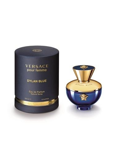 Versace Dylan Blue Edp 100 ml Kadın Parfüm Renksiz